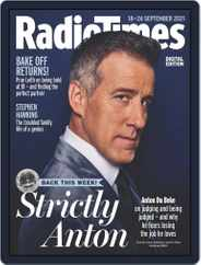 Radio Times (Digital) Subscription September 18th, 2021 Issue