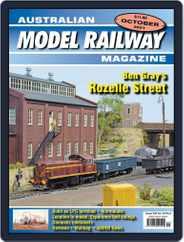 Australian Model Railway (Digital) Subscription October 1st, 2021 Issue