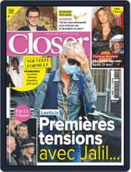 Closer France (Digital) Subscription September 17th, 2021 Issue