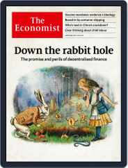 The Economist UK edition (Digital) Subscription September 18th, 2021 Issue