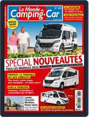 Le Monde Du Camping-car (Digital) Subscription October 1st, 2021 Issue