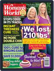 Woman's World (Digital) Subscription September 27th, 2021 Issue