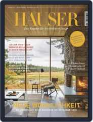 Häuser (Digital) Subscription October 1st, 2021 Issue