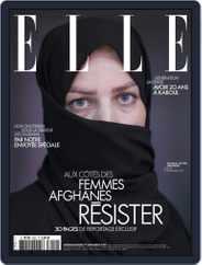 Elle France (Digital) Subscription September 17th, 2021 Issue