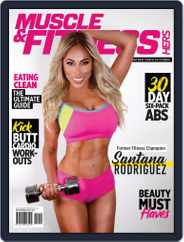Muscle & Fitness Hers South Africa (Digital) Subscription September 1st, 2021 Issue
