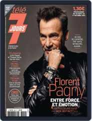 Télé 7 Jours (Digital) Subscription September 25th, 2021 Issue