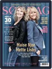 SØNDAG (Digital) Subscription September 20th, 2021 Issue