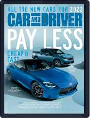 Car and Driver (Digital) Subscription October 1st, 2021 Issue