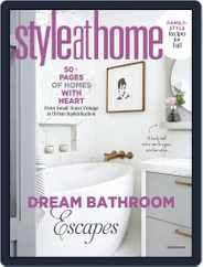 Style At Home Canada (Digital) Subscription October 1st, 2021 Issue