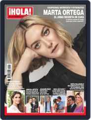 Hola (Digital) Subscription September 22nd, 2021 Issue