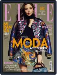 Elle España (Digital) Subscription October 1st, 2021 Issue