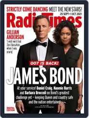Radio Times (Digital) Subscription September 25th, 2021 Issue