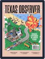 The Texas Observer (Digital) Subscription September 1st, 2021 Issue