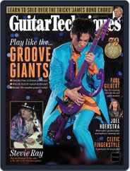 Guitar Techniques (Digital) Subscription November 1st, 2021 Issue
