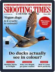 Shooting Times & Country (Digital) Subscription September 22nd, 2021 Issue