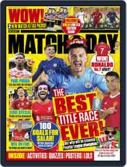Match Of The Day (Digital) Subscription September 22nd, 2021 Issue