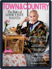 Town & Country (Digital) Subscription October 1st, 2021 Issue