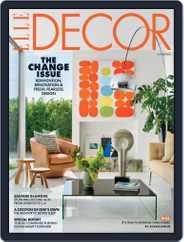 ELLE DECOR (Digital) Subscription October 1st, 2021 Issue