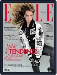Elle Italia (Digital) Subscription October 2nd, 2021 Issue