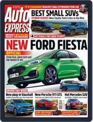 Auto Express (Digital) Subscription September 22nd, 2021 Issue