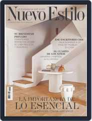 Nuevo Estilo (Digital) Subscription October 1st, 2021 Issue