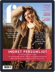 femina Denmark (Digital) Subscription September 23rd, 2021 Issue