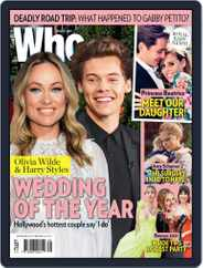 WHO (Digital) Subscription October 4th, 2021 Issue