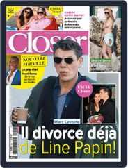 Closer France (Digital) Subscription September 24th, 2021 Issue