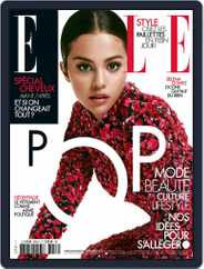 Elle France (Digital) Subscription September 24th, 2021 Issue