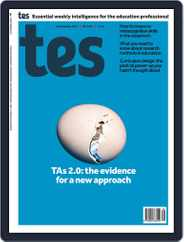 Tes (Digital) Subscription September 24th, 2021 Issue