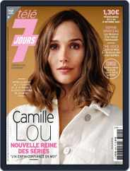 Télé 7 Jours (Digital) Subscription October 2nd, 2021 Issue