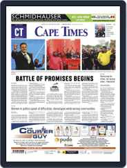 Cape Times (Digital) Subscription September 27th, 2021 Issue