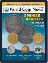 World Coin News (Digital) Subscription October 1st, 2021 Issue