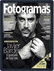 Fotogramas (Digital) Subscription October 1st, 2021 Issue