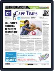 Cape Times (Digital) Subscription September 28th, 2021 Issue