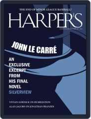 Harper's (Digital) Subscription October 1st, 2021 Issue