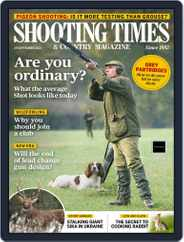 Shooting Times & Country (Digital) Subscription September 29th, 2021 Issue