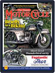 The Classic MotorCycle (Digital) Subscription November 1st, 2021 Issue