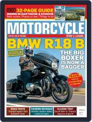 Motorcycle Sport & Leisure (Digital) Subscription November 1st, 2021 Issue
