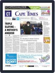 Cape Times (Digital) Subscription September 29th, 2021 Issue