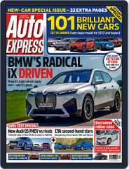 Auto Express (Digital) Subscription September 29th, 2021 Issue