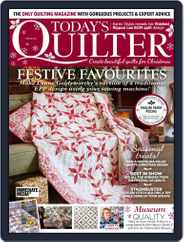 Today's Quilter (Digital) Subscription October 1st, 2021 Issue