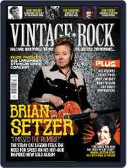 Vintage Rock (Digital) Subscription October 1st, 2021 Issue