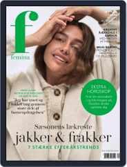 femina Denmark (Digital) Subscription September 30th, 2021 Issue