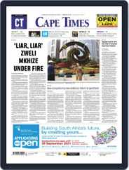 Cape Times (Digital) Subscription September 30th, 2021 Issue
