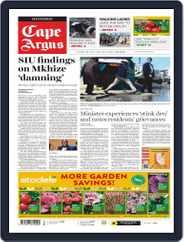 Cape Argus (Digital) Subscription September 30th, 2021 Issue