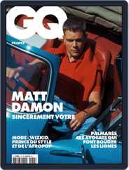 Gq France (Digital) Subscription October 1st, 2021 Issue