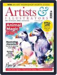 Artists & Illustrators (Digital) Subscription November 1st, 2021 Issue