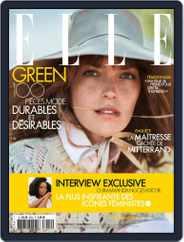 Elle France (Digital) Subscription October 1st, 2021 Issue