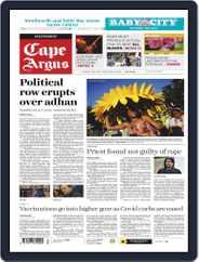 Cape Argus (Digital) Subscription October 1st, 2021 Issue